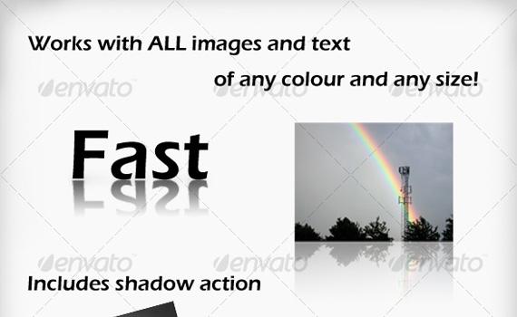 Reflection-premium-photoshop-actions
