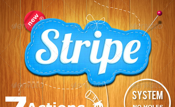 Stitched-stripe-premium-photoshop-actions