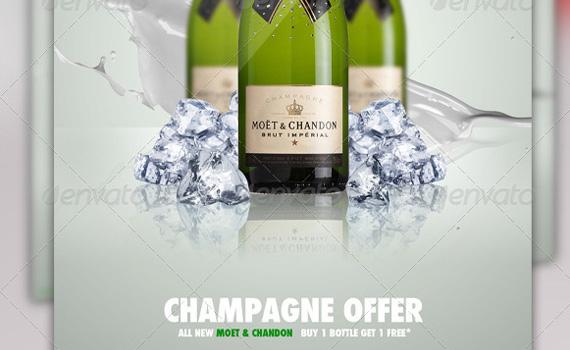 Drinks-premium-print-ready-flyers