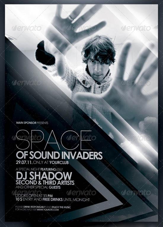 Nightclub Flyer Poster Vol 6