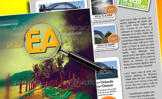 Travel-premium-print-ready-flyers