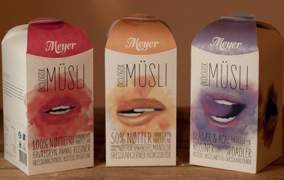 Meyer Organic Muesli