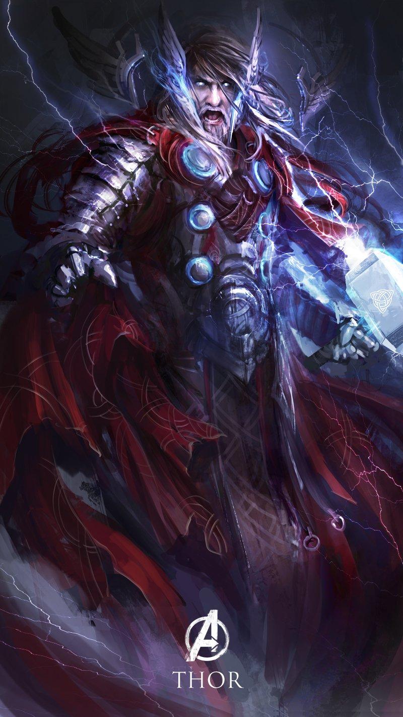 thor-redesign-medieval-warrior-fantasy