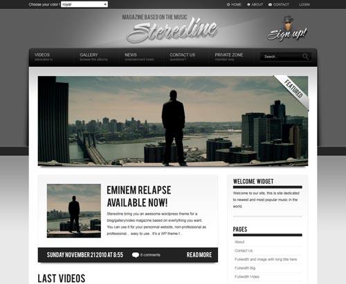 Stereoline Magazine