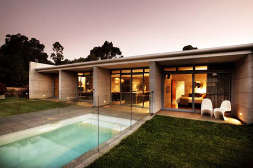 Esuoh House in Yallingup, Australia 1