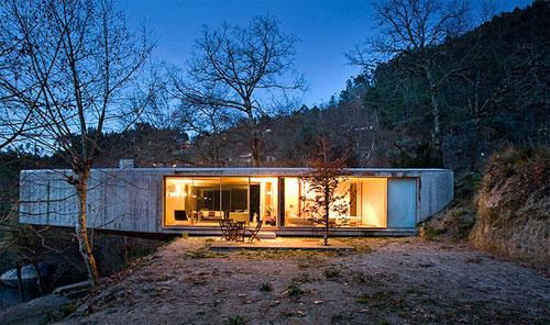 Casa no Geres in Portugal 1 architecture and interior design