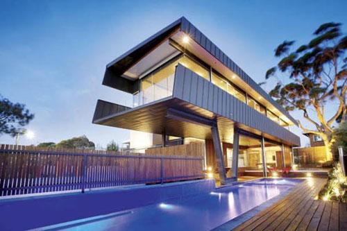 Coronet Grove Residence in Melbourne, Australia 4 architecture and interior design