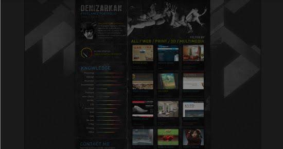 Deniz Arkan portfolio