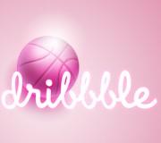 dribbble-psd