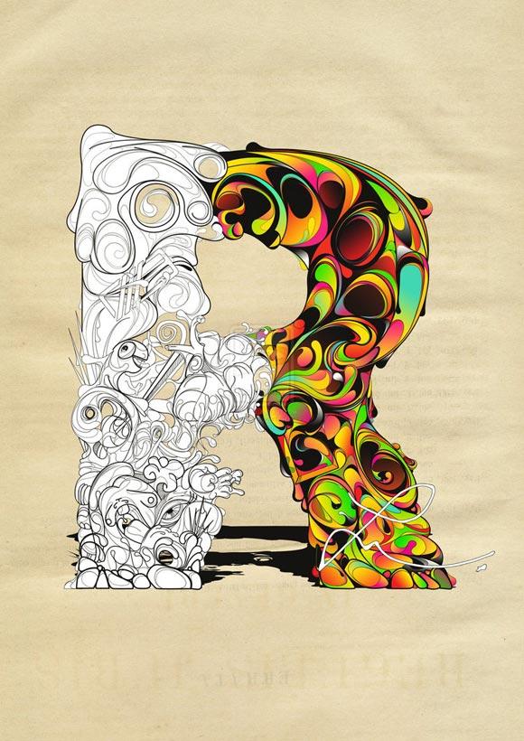 30 Creative Examples of Typography