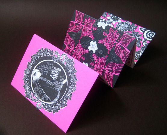 Fashion Brochure Design Examples - Lisa Grue
