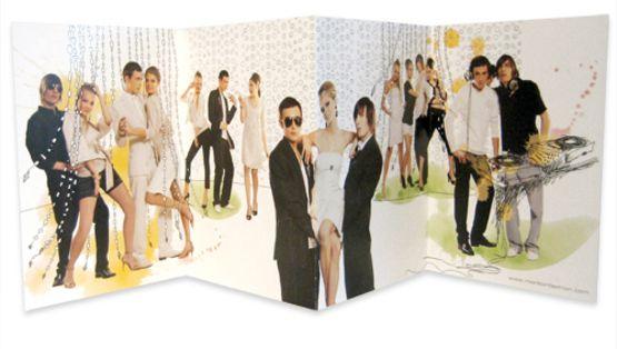 Fashion Brochure Design Examples - Monton