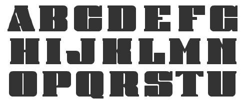 Download Guayule free font