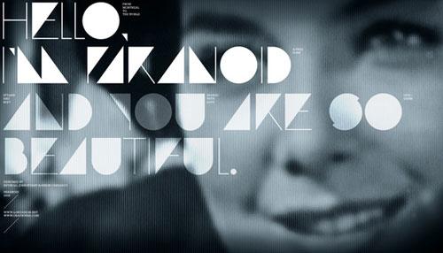 Download paranoid free font
