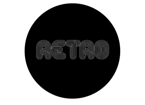 Download retro free font