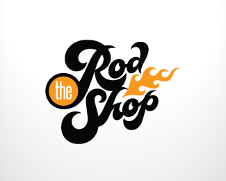 logo rod shop
