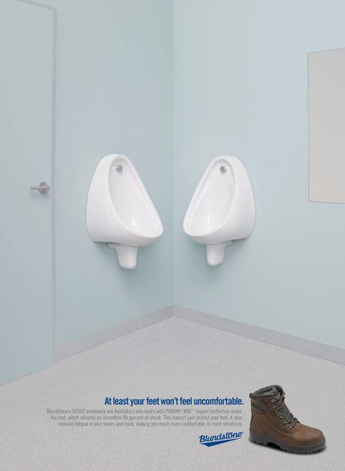 Blundstone Print Advertisement