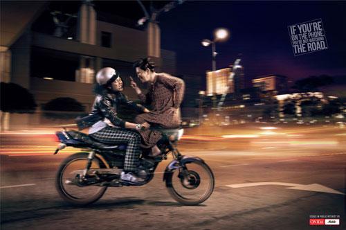 Onida Mobiles Print Advertisement