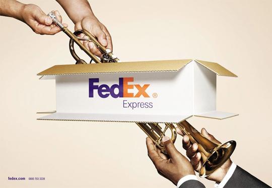 FedEx: Trombone