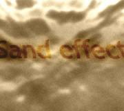 sand-effect