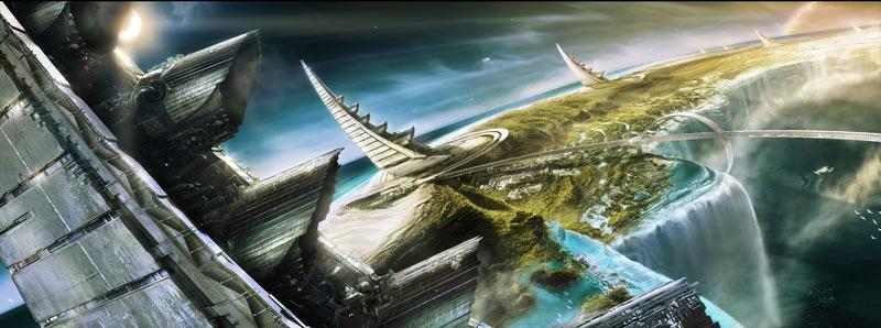 atmosphere emitters scifi