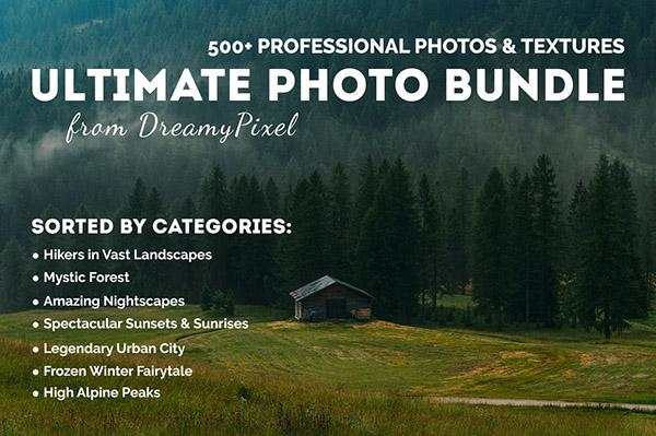 high res photos bundle
