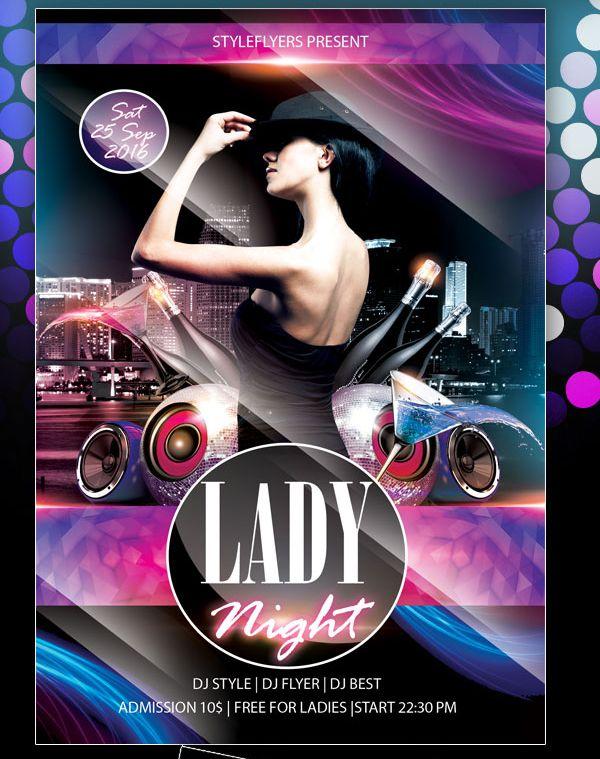 lady night flyer