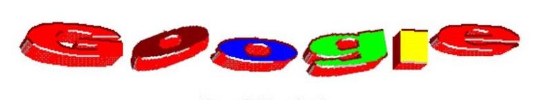 1 Google 1997 logo