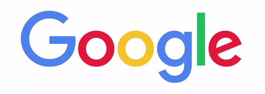 new google logo redesign
