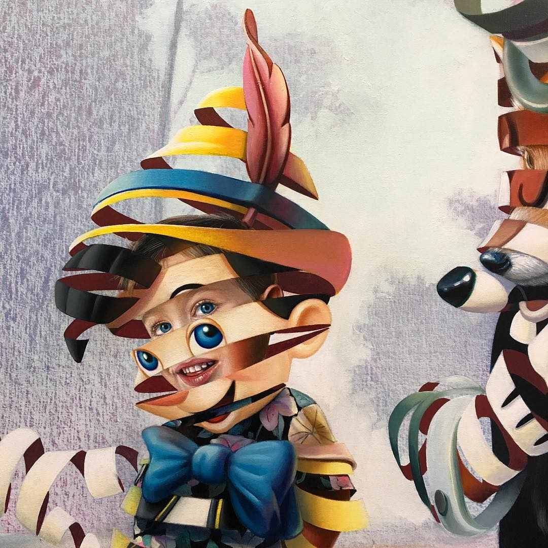 cartoons trapped pop culture