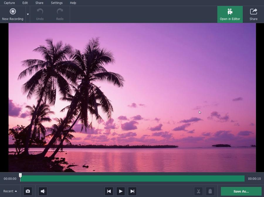 record screen video1