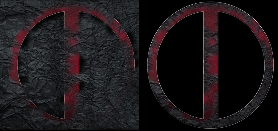 Learn how to make Deadpool Logo Tutorial