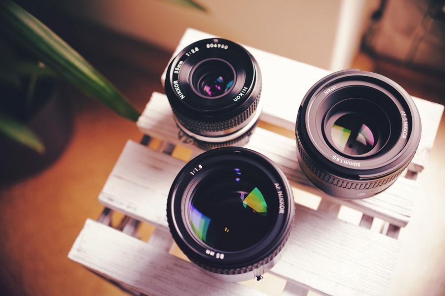 slr camera graphic designer
