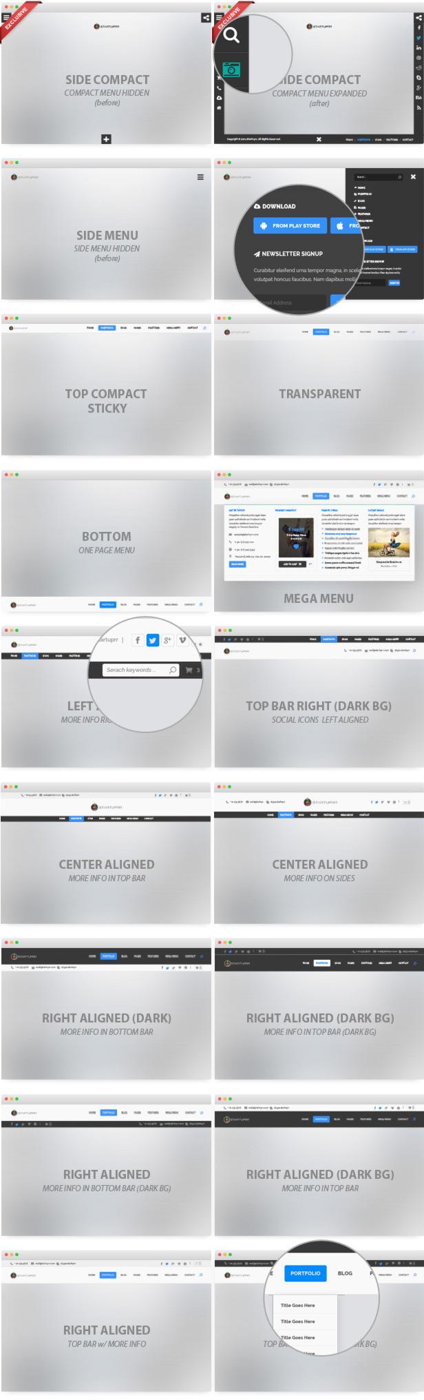 multipurpose html template download