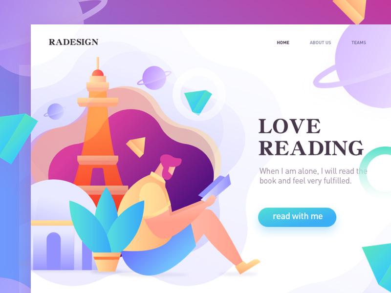 website design vector illustration