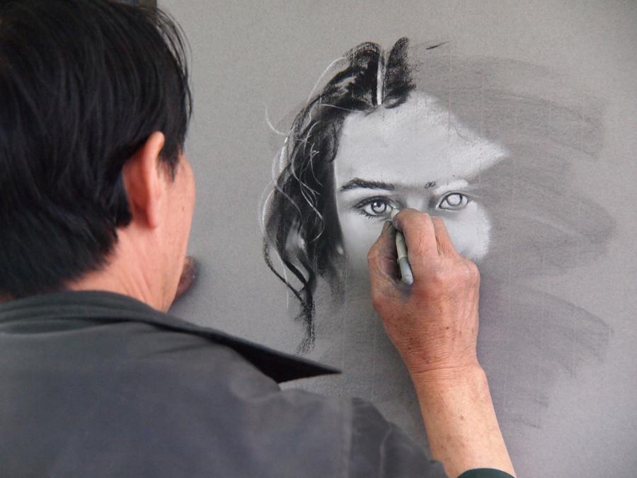 artist creative